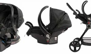 High-End Car Seat Stroller