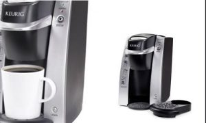 Compact Coffee Maker at Home