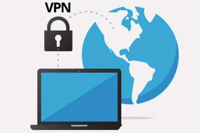 secured internet VPN