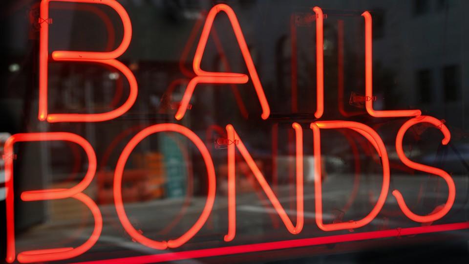 bail bond agent