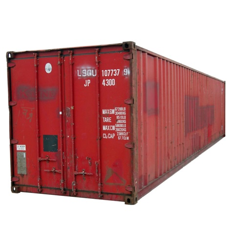 shipping container as an investment