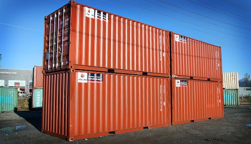 renting of shipping containers