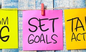 SET GOALS FOR AN EASY SUCCESS