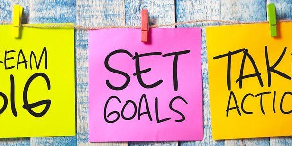 SET GOALS FOR AN EASY SUCCESS